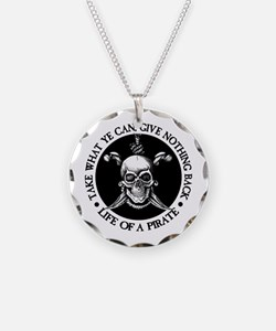 (Pirate) Take What Ye Can Necklace