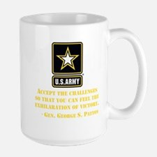 The Exhilaration Of Victory Quote Mugs