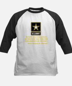 The Exhilaration Of Victory Quote Baseball Jersey