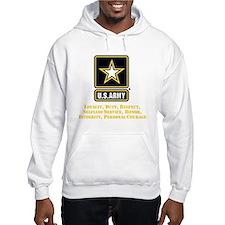 U.S. Army Values Hoodie