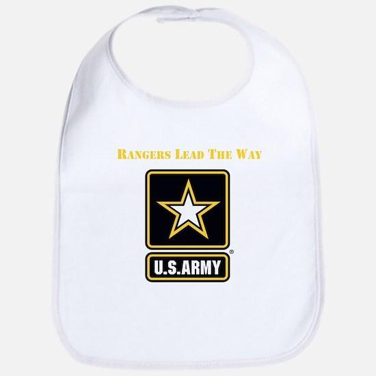 Army Rangers Lead The Way Bib