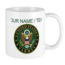 Custom U.S. Army Symbol Mugs