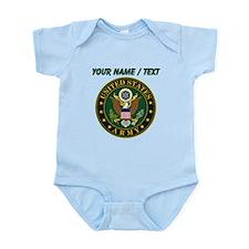 Custom U.S. Army Symbol Body Suit
