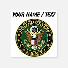 Custom U.S. Army Symbol Sticker