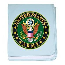 U.S. Army Symbol baby blanket