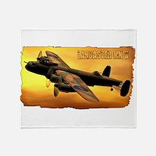 Lancaster Mk Ii Throw Blanket