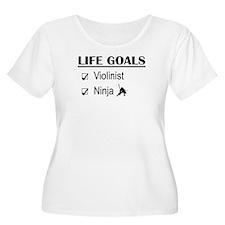 Violinist Nin T-Shirt