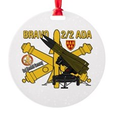 Bravo 2/2 Ada Ornament