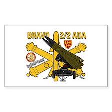 Bravo 2/2 Ada Decal