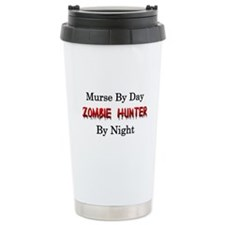 Murse/Zombie Hunter Travel Mug
