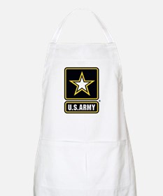 U.S. Army Gold Star Logo Apron