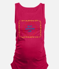 Ring Of Fire 2014 Maternity Tank Top