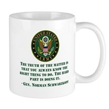 The Right Thing To Do Quote Mugs