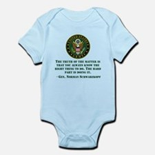 The Right Thing To Do Quote Body Suit