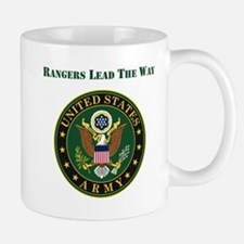 Army Rangers Lead The Way Mugs