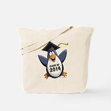 Class of 2014 Penguin Tote Bag