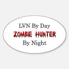 LVN/Zombie Hunter Decal