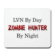 LVN/Zombie Hunter Mousepad