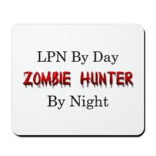 LPN/Zombie Hunter Mousepad