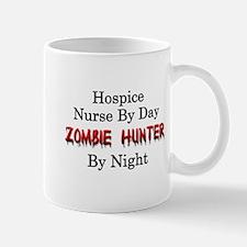 Hospice Nurse/Zombie Hunter Small Small Mug