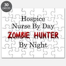 Hospice Nurse/Zombie Hunter Puzzle