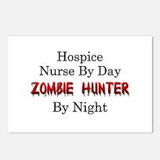 Hospice Nurse/Zombie Hunt Postcards (Package of 8)