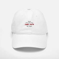 Head Nurse/Zombie Hunter Baseball Baseball Cap