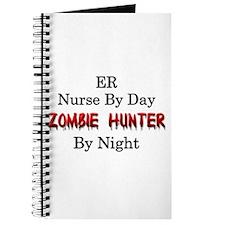 ER Nurse/Zombie Hunter Journal