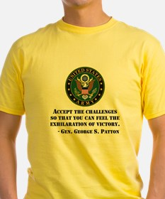 The Exhilaration Of Victory Quote T-Shirt