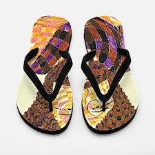 jerry garcia Flip Flops
