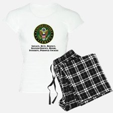 U.S. Army Values Pajamas