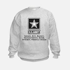 U.S. Army Values Sweatshirt