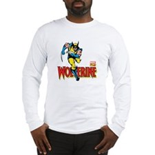 Wolverine Running Long Sleeve T-Shirt