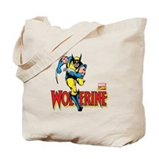 Wolverine Running Tote Bag