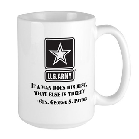If A Man Does His Best Quote Mugs