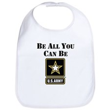 Be All You Can Be Bib