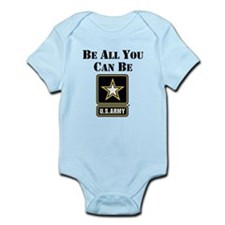 Be All You Can Be Body Suit