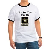 Army be all you can be Ringer T