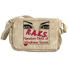 RAKS SQL Messenger Bag