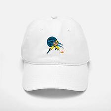 Wolverine Circle Baseball Baseball Cap
