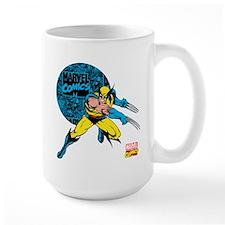 Wolverine Circle Mug
