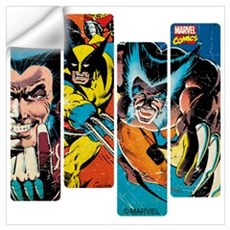 Wolverine Panel Wall Art Wall Decal