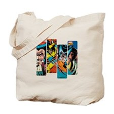 Wolverine Panel Tote Bag