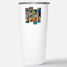 Wolverine Panel Stainless Steel Travel Mug