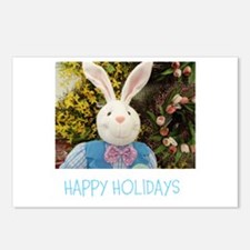 Rabo Happy Holidays. Postcards (Package Of 8) Post