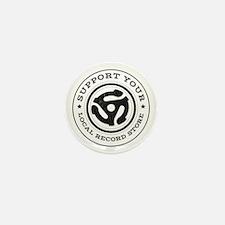 RecordStoreReduxInvert Mini Button