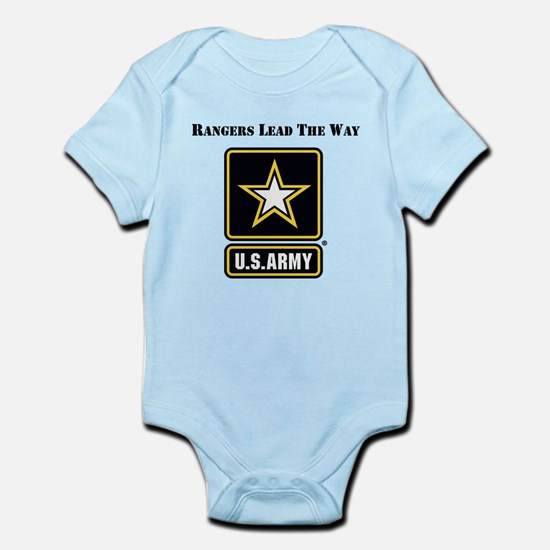 Army Rangers Lead The Way Body Suit