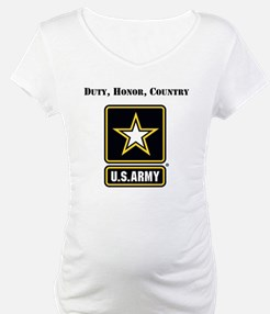 Duty Honor Country Army Shirt