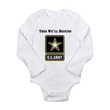 This Well Defend Army Body Suit
