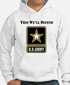 This Well Defend Army Hoodie